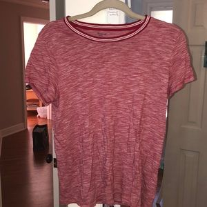 Madewell short sleeve top